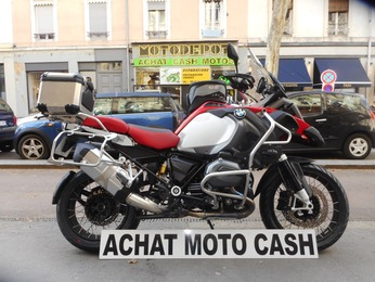 GS 1200 BMW ROUGE